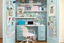 Decor: Craft Room / by Kellie Hardesty