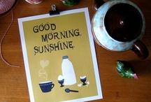 HELLO Sunshine! / couleur / by Ryslaine Mly
