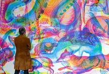 Acid / couleur / by Ryslaine Mly