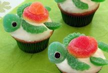 Cakes & yummy treats / by Tiffany Garner