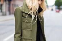 Outerwear / by Shawna Blatz