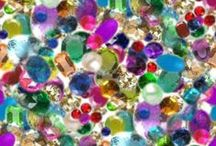 Gems / forme / by Ryslaine Mly