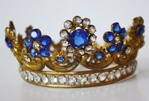 Crowns / Bling...Bling....Bling / by Mary Emmerling