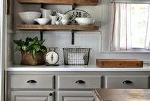 Kitchen / by Allison Lindauer