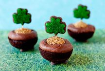 St Patrick's Day / Ideas for crafting for St Patrick's Day.  / by Merrily Me