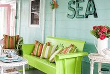 Outdoor Living / by Randi Marie Photography