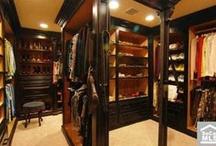 My King Walk In Closet! / by Nichole N.M. Nash