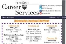 Weekly Postings / by Penn State Career Services