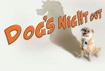 Guest Pinner: Norah Meals / Hi there, I'm Norah and I am this year's Ambassadog for Dog's Night Out! It's bark for another night of fun-filled theatre in conjunction with Seattle Rep's production of The Hound of the Baskervilles. On December 15th, I will be hosting the best dog-gone event in Seattle that will be sure to get tails wagging. Visit www.seattlerep.org/DNO for more info! / by Seattle Repertory Theatre