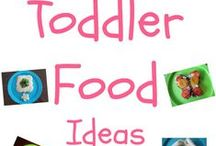 Toddler Meals/Snacks / by Eliza Ferree