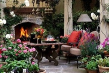 Outdoor decor / by Debbie Williams