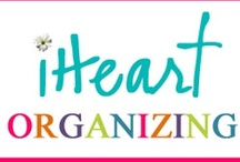 Organizing ideas / by Debbie Williams