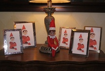 Elf on the Shelf / by Debbie Williams