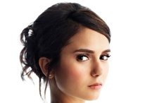 Nina Dobrev / The one and only. Always lovely and beguiling star from my favourite show The Vampire Diaries. / by Petya H.