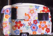 Travel trailer / travel,luggage,trailers, / by Patti Buckley