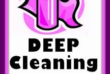 Clean! / by Jeanine Colón