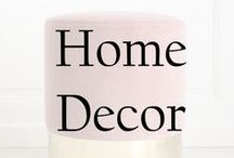 Home Decor / home decor we'd like for our home... / by Chyanne M. @ The Yuppie Closet
