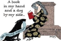 Books, Books, Books,  / by Ellen Haney