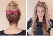 Hair Tutorials! / by Katie Grothaus
