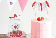 Strawberry Party / by Ramona Mendoza