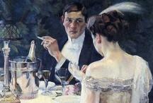 Romance on Canvas / by Alix