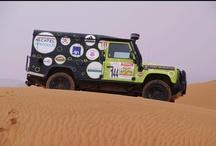 Du sable et des dunes : Rallye Aïcha des Gazelles 2012 / ALCATEL ONE TOUCH apporte son soutien à un équipage du Rallye Aïcha des Gazelles : La « T'Cap Team ».  / by ALCATEL ONETOUCH FRANCE