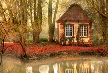 Cottages & Cabins / by Galpinterest