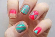 Nails! / by Brittany Whetstone