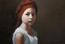 Art:  Oil Paintings & tutorials / by Galpinterest