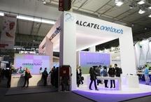 ALCATEL ONETOUCH est à Barcelone, MWC 2013 / ALCATEL ONE TOUCH vous présente le plus grand événement mondial de la téléphonie mobile, plus communément appelé le Mobile World Congress (ou MWC) ! Du 25 au 28 février 2013, à Barcelone. / by ALCATEL ONETOUCH FRANCE