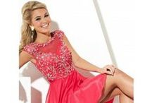 Hannah S 2014 Collection / Short Homecoming and Prom Dresses  / by House of Wu