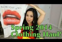 Fashion Hauls / by Judy