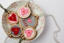 Valentine's Day / Valentine's Day crafts, decor and recipes.  / by The Speckled Dog