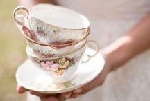 Tea Cups / by Little Cottage Shoppe