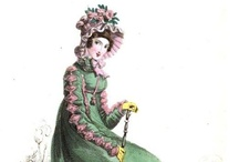 Regency Dresses / by Angela Sargenti