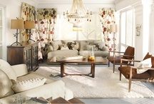 Living Spaces / by Laura Wallace