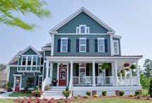 Beautiful Homes / by The Speckled Dog