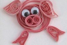 Quilling / The Art Of Paper Twisting. / by Jennifer Colgan