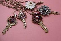 Jewelry making ideas / by Tara Bouldin