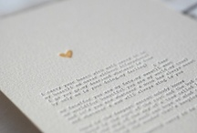 INVITATION&CO / by Lucia of theLittleGreenFrog