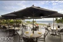 Chloës Steak & Seafood Restaurant / Chloës Steak & Seafood Restaurant is located on Fort Myers Beach, FL inside the DiamondHead Beach Resort and Spa - www.chloesfl.com / by SunStream Hotels & Resorts