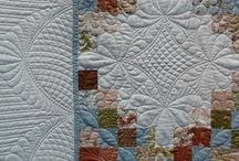 Quilting by Longarm / by Rose Larson