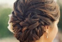Wedding hairstyles & makeup / by Abbey Timmons