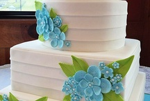 Cakes for weddings / by Aliha Palmer Talton