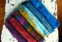 crafts - fiber arts i like ❤ / knitting, crochet, felting, fulling, weaving, spinning, dyeing and other methods of manipulating fibers.  / by periwinklebunny