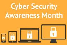 NCSAM / October is National Cyber Security Awareness Month! / by RoboForm