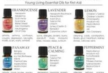Essential Oils....young living / by Tabitha Stevens