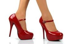 Shoe Affair / So many shoes to go on my feets <3 / by Cydney Elliott