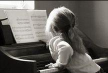 Teaching Piano / by Kirsten M