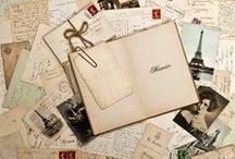 ♡ ♥ Letters From The Heart ♥ ♡ ✉ / by Earth Angel